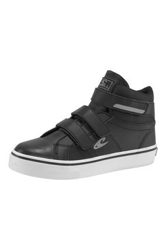 o'neill sneakers »haiku velcro mid jr« zwart