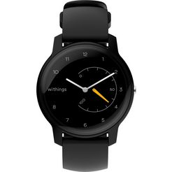 withings fitness-horloge move zwart