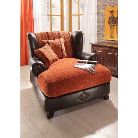 XXL-fauteuil in landhuisstijl