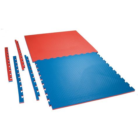 JU-SPORTS Keerbare mat Checker