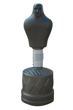 ju-sports boks-dummy waterbag zwart