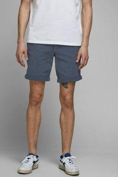 jack  jones chino-short »kenso chino shorts« blauw