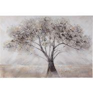 home affaire schilderij tree i 120-80 cm grijs
