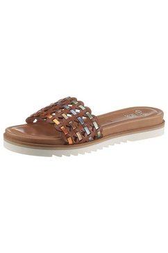 ara slippers »alicante« bruin