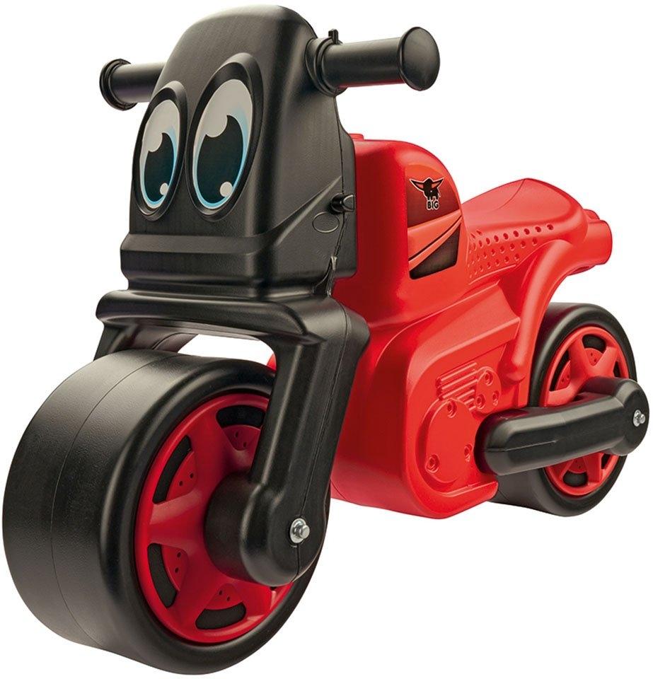BIG Loopmotor BIG-Racing-bike, rood Made in Germany online kopen op otto.nl