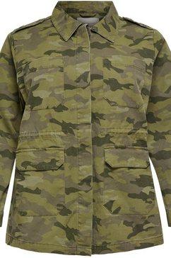 only carmakoma field-jacket groen