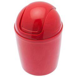 adob tissue-emmer afvalbak rood
