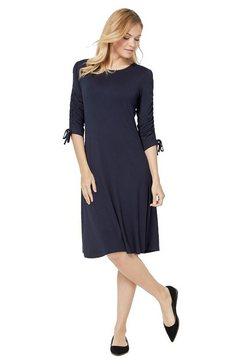 création l jurk in a-lijn blauw