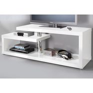 tv-meubel, breedte 130 cm wit