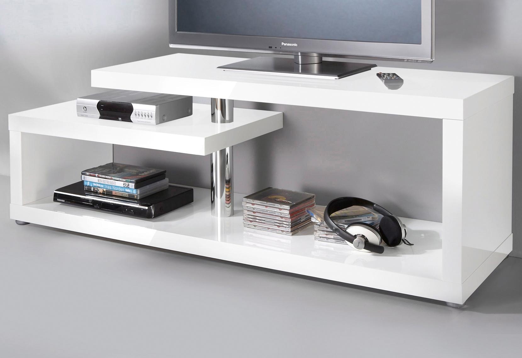 Hmw TV-meubel, breedte 130 cm nu online bestellen