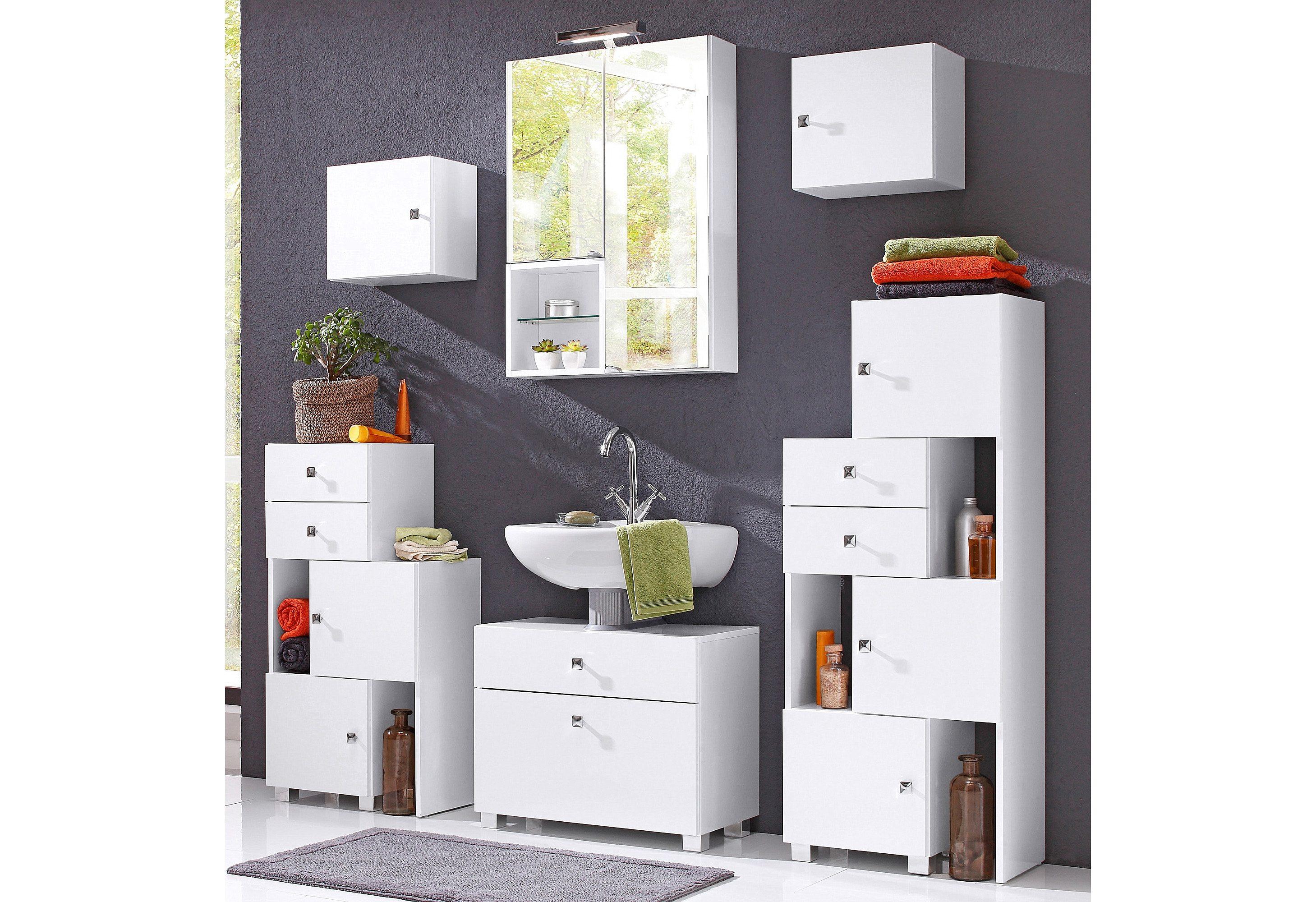 Wastafelkasten en badkamerkasten ikea