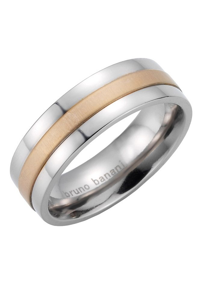 Partnerring Bruno Banani '42/83196-0 44/83197-0′