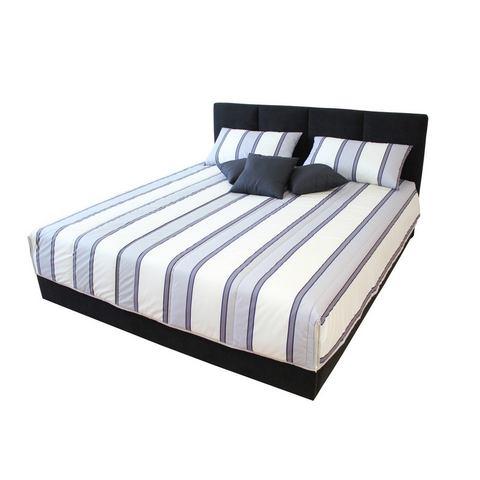 Bed 7 zones koudschuimmatras H3 zwart Westfalia Polsterbetten 895272