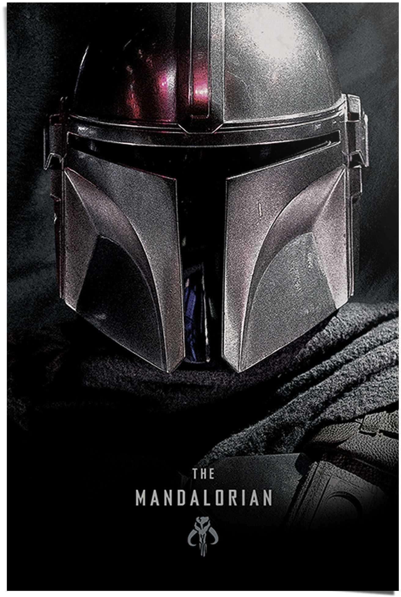 Reinders! poster The Mandalorian Star Wars - Dark Side - Serie - Baby Yoda (1 stuk) bestellen: 30 dagen bedenktijd