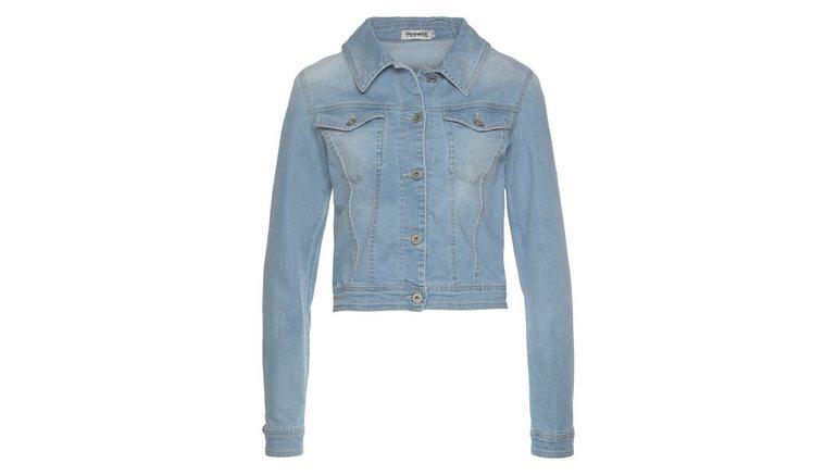 Please Jeans jeansjack V 491 in gebruikte look