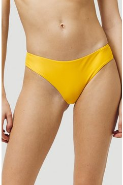 o'neill bikinibroekje maoi high hipster bikini bottom geel