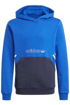 adidas originals hoodie »adidas sprt collection« blauw