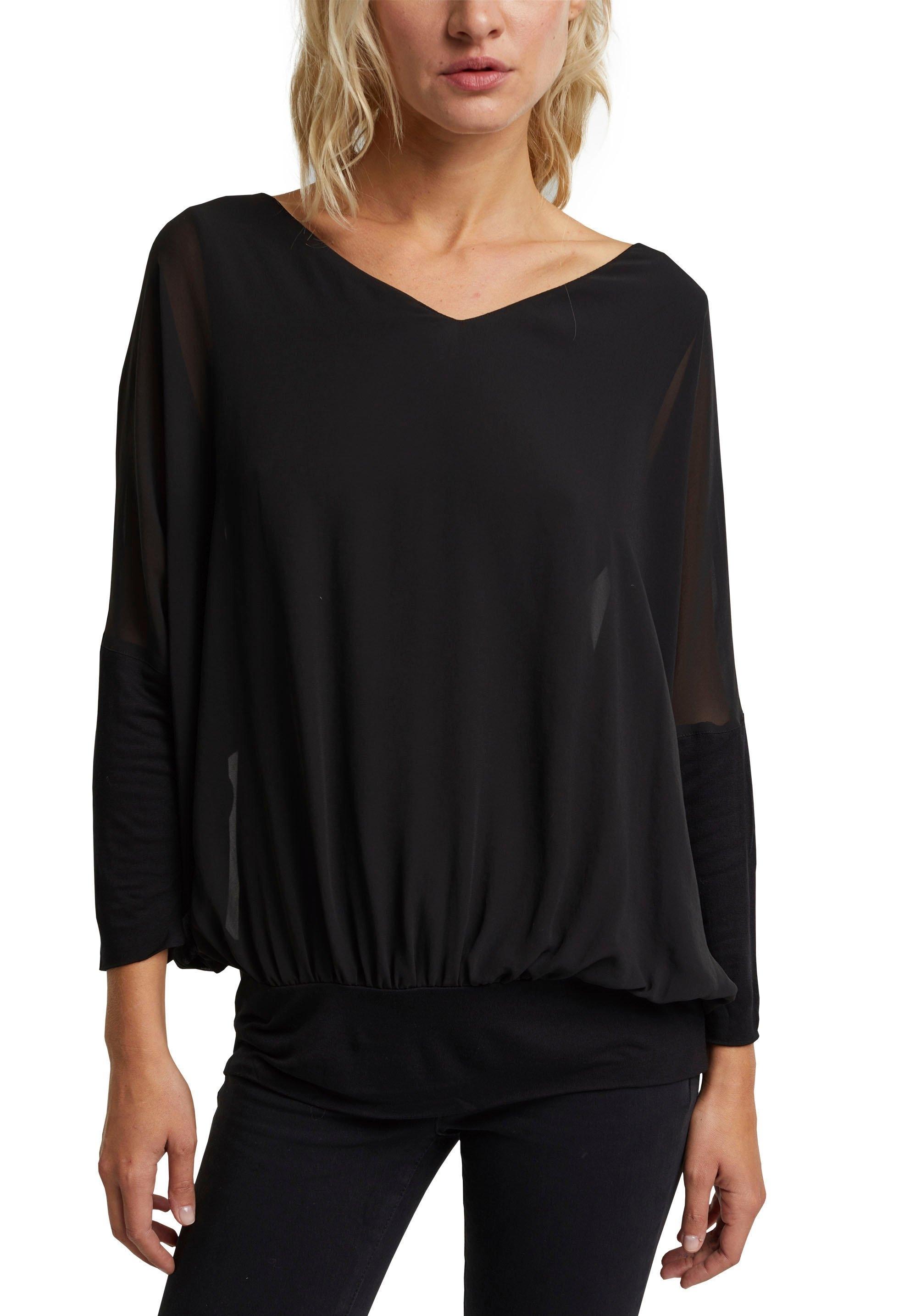 ESPRIT blouse zonder sluiting - gratis ruilen op otto.nl