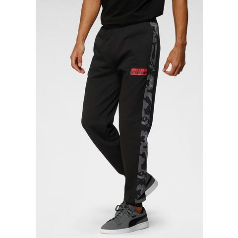 PUMA joggingbroek CORE CAMO AOP Sweatpants
