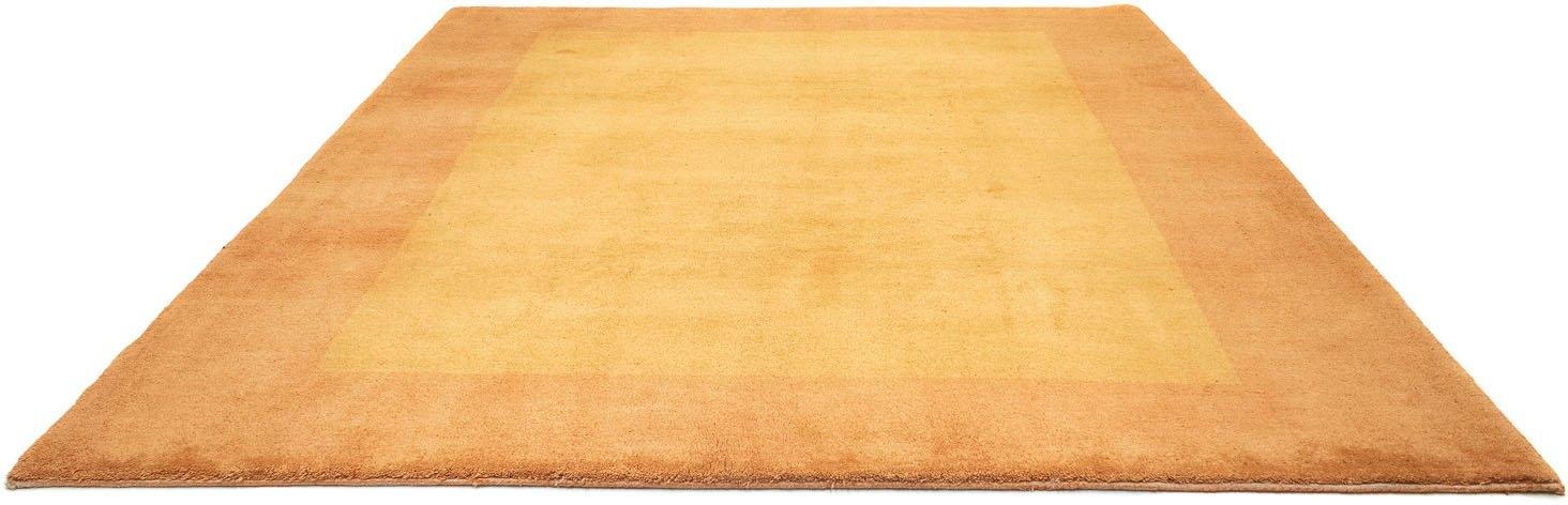 morgenland wollen kleed Gabbeh-kleed met de hand geknoopt goud handgeknoopt in de webshop van OTTO kopen