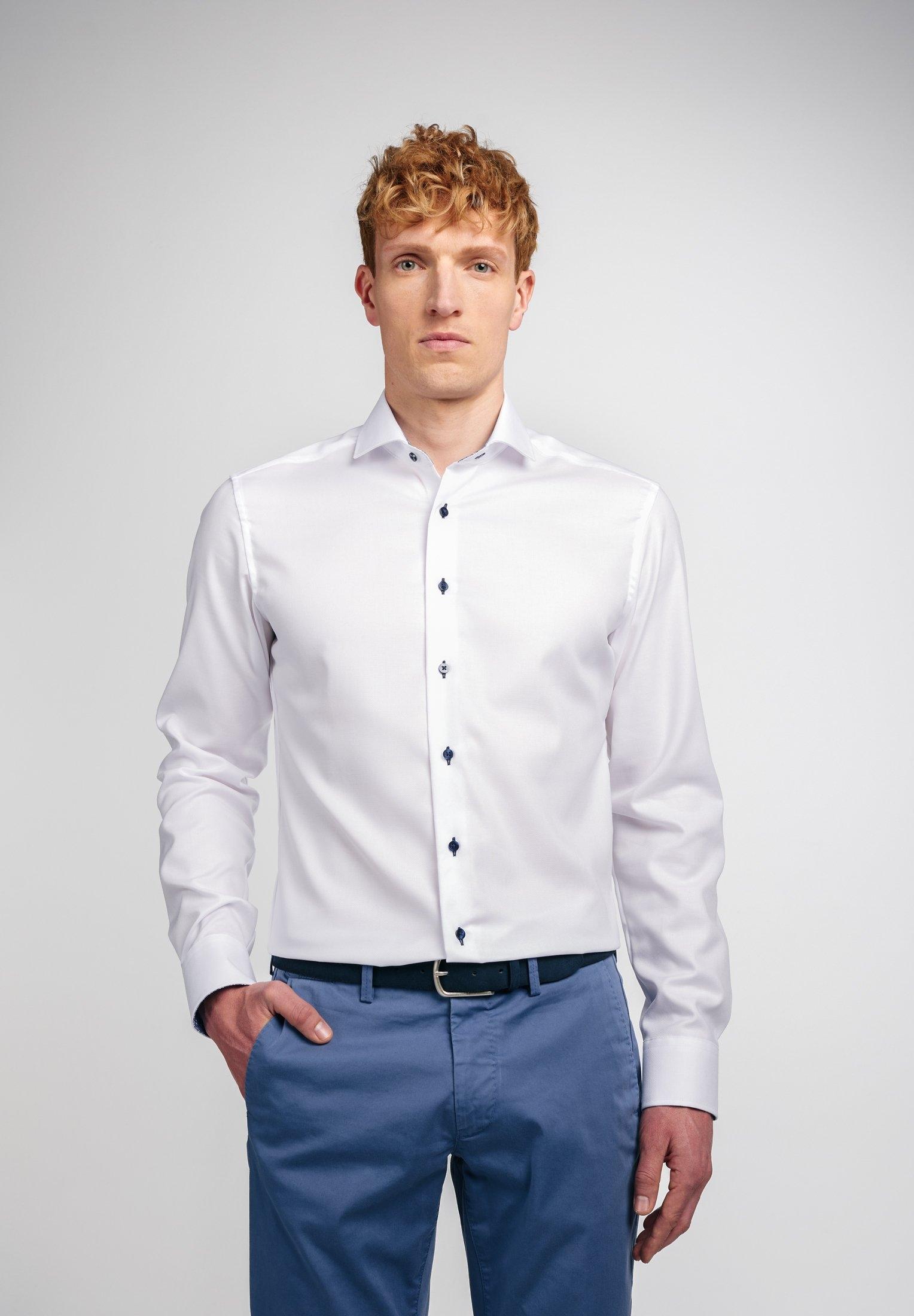 Op zoek naar een Eterna businessoverhemd Slim fit Lange mouwen overhemd? Koop online bij OTTO