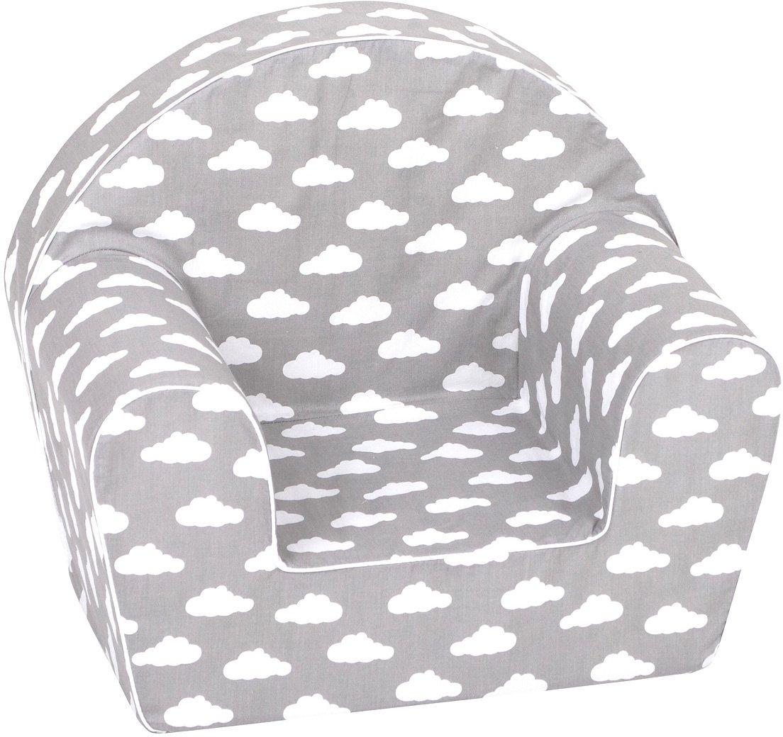 Op zoek naar een Knorrtoys fauteuil Grey white clouds Gemaakt in Europa? Koop online bij OTTO