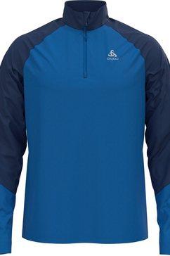 odlo functioneel shirt »planches« blauw