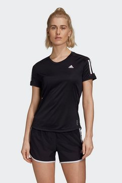 adidas performance runningshirt zwart