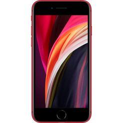 apple »iphone se 64gb (2020)« smartphone rood