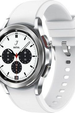 samsung smartwatch galaxy watch 4 classic-42mm bt zilver