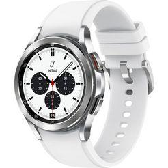samsung smartwatch galaxy watch 4 classic bt galaxy watch 4 classic-42mm bt zilver