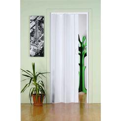 klapdeur monica bxh: 83x204 cm, wit zonder raam wit