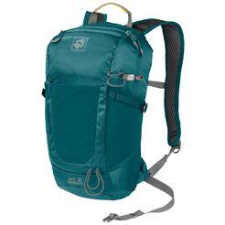 jack wolfskin dagrugzak »kingston 16 pack« groen