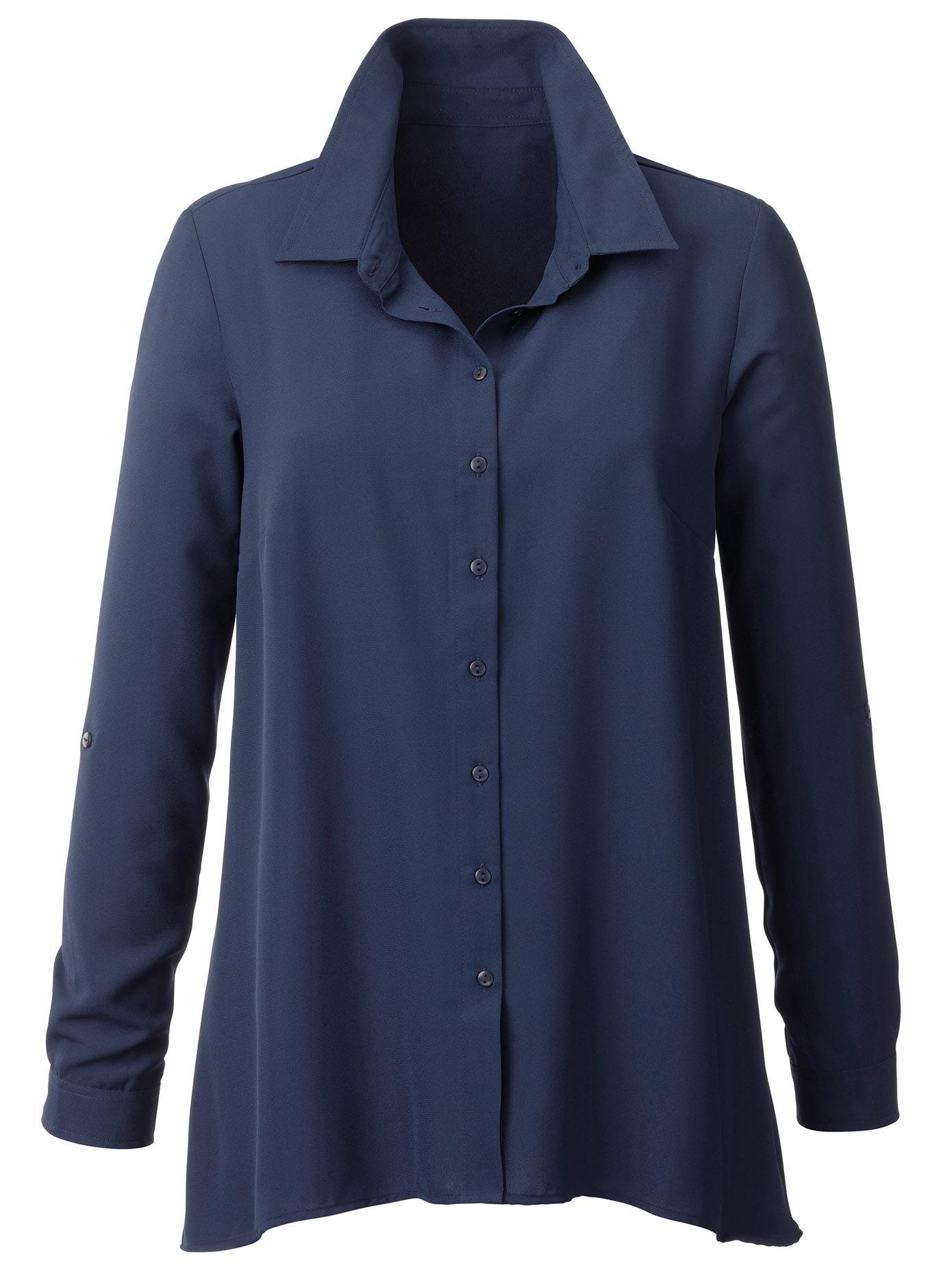 Classic Inspirationen blouse met lange mouwen - verschillende betaalmethodes