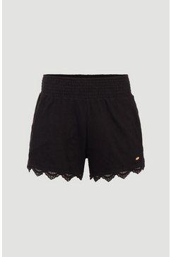 o'neill short »azalea drapey shorts« zwart