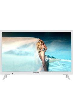 telefunken »l24h550m4-w« led-tv wit