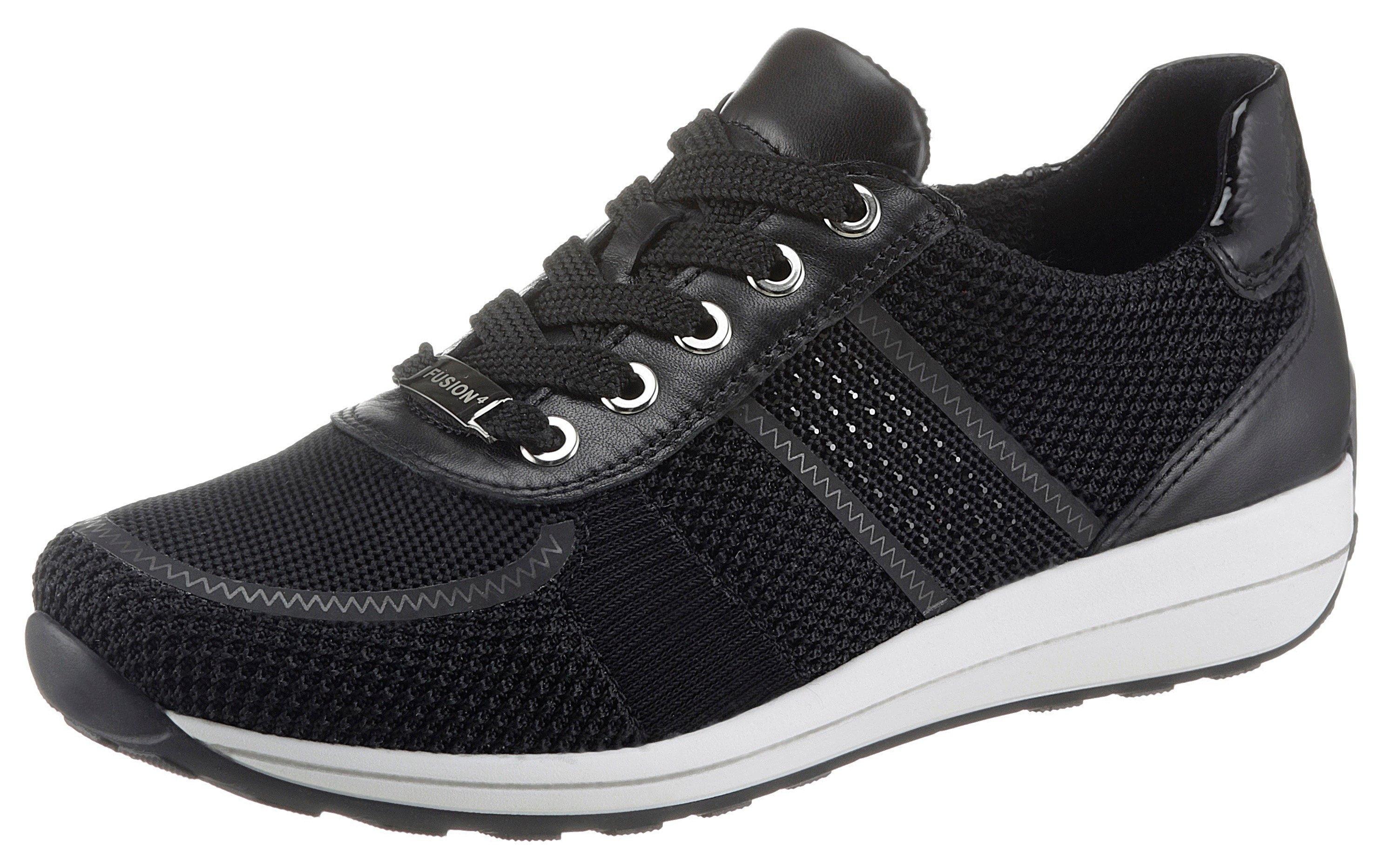 Ara sneakers met sleehak OSAKA in comfortwijdte: wijd bestellen: 30 dagen bedenktijd