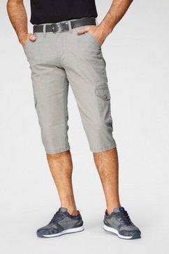 pioneer authentic jeans cargobermuda paul grijs