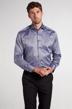 eterna businessoverhemd »modern fit« grijs