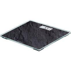 soehnle personenweegschaal style sense compact 300 slate zwart