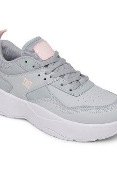 dc shoes sneakers »e.tribeka platform« grijs