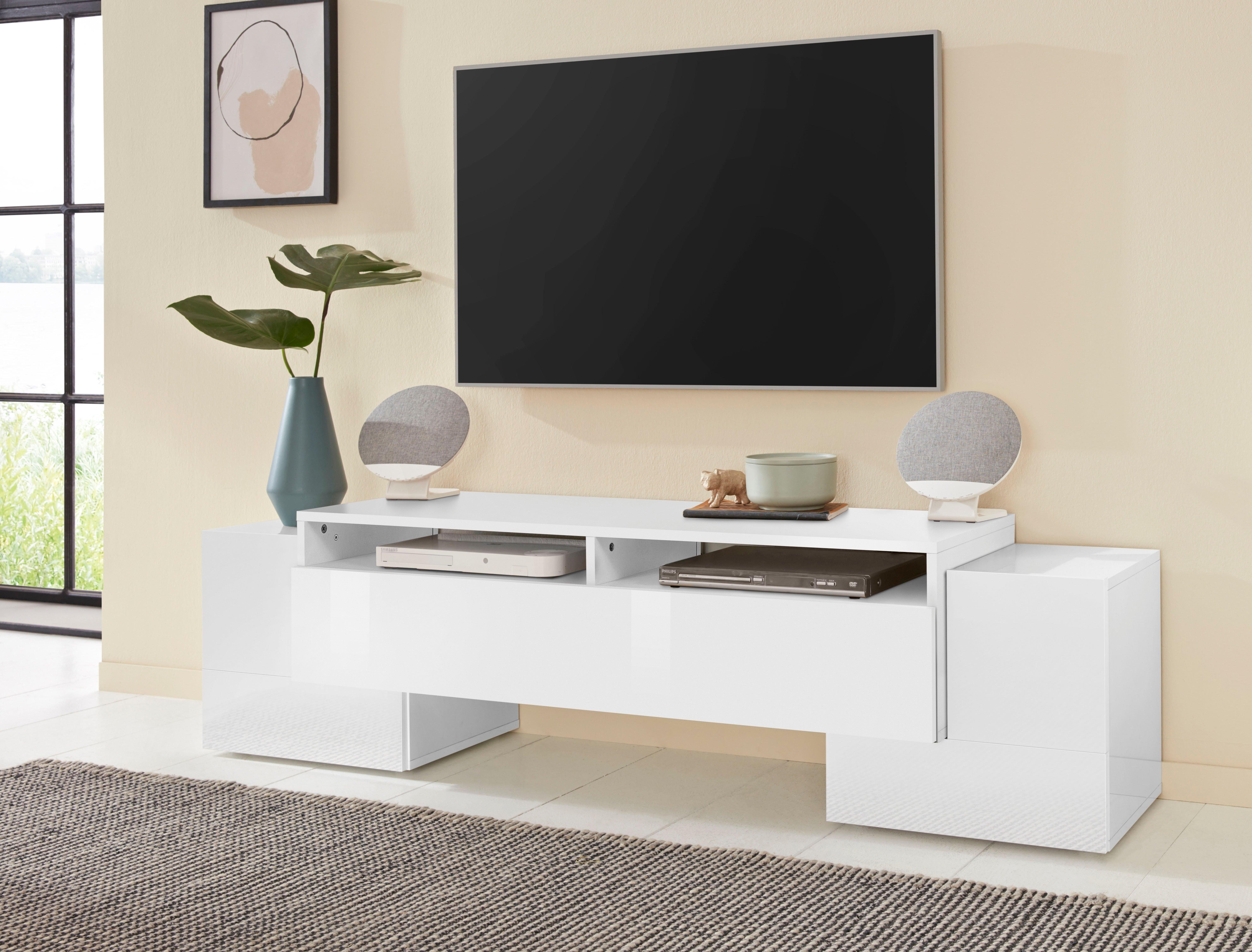 Tecnos tv-meubel Pillon Breedte 170 cm online kopen op otto.nl