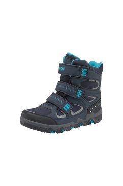 hi-tec outdoorschoenen thunder waterproof blauw