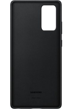 samsung gsm-hoesje leather cover ef-vn980 zwart