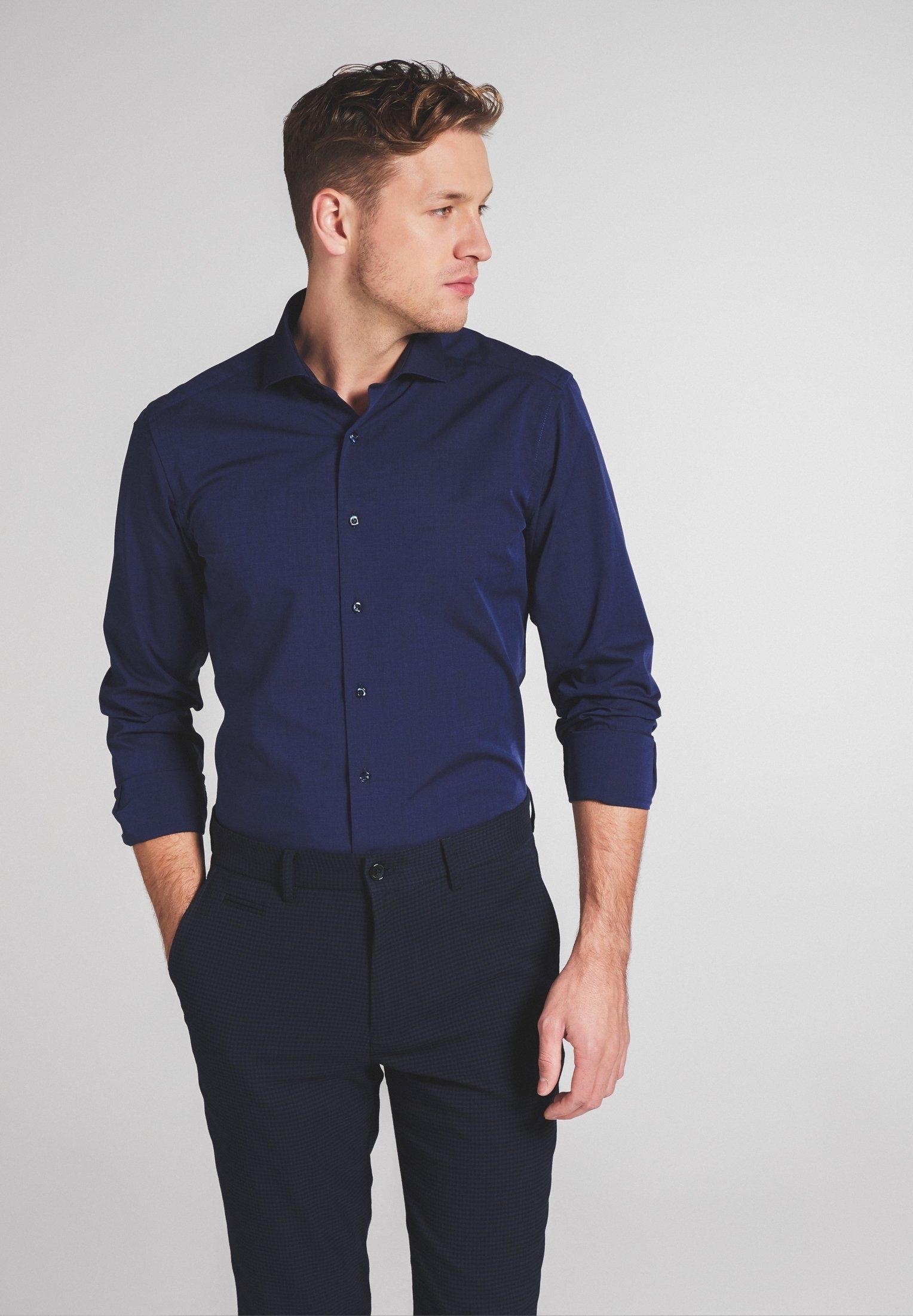 Eterna businessoverhemd Slim fit Lange mouwen nu online kopen bij OTTO