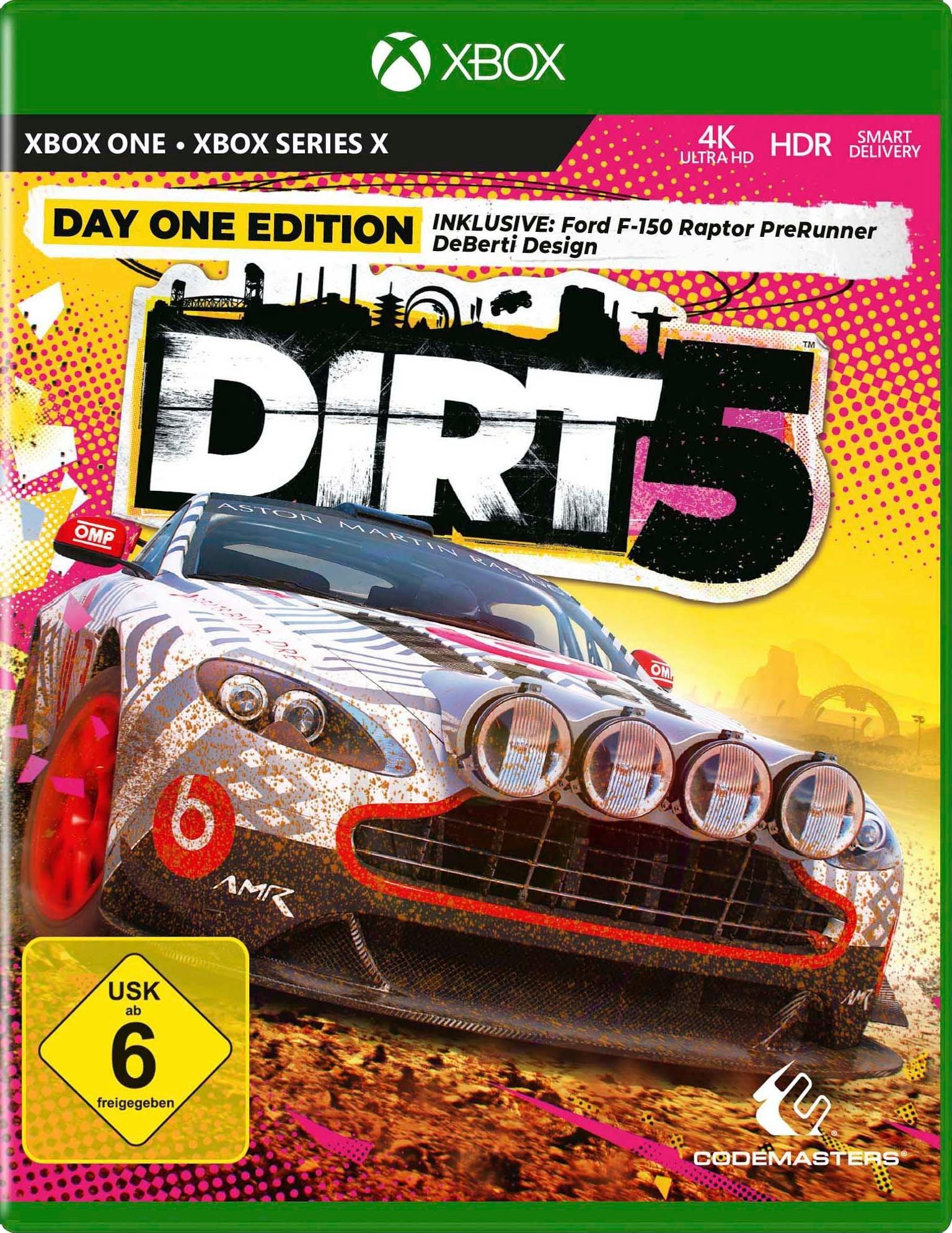 Codemasters »DIRT 5 - Launch Edition« Xbox one spel online kopen op otto.nl