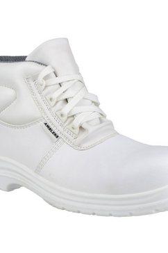 amblers safety werkschoenen fs513 uniseks veiligheidsschoenen - veiligheidslaarzen wit