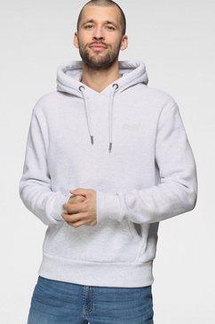 superdry hoodie ol classic hood wit