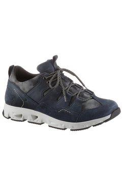 josef seibel sneakers noah 03 met een uitneembare binnenzool blauw