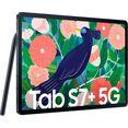 samsung tablet galaxy tab s7+ 5g zwart
